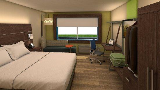 Milledgeville, GA: Guest Room