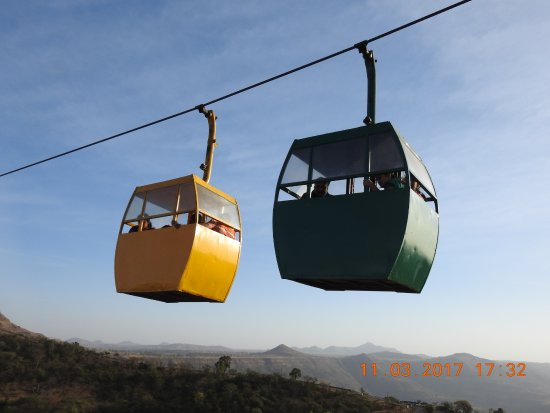 Ropeway Cable Car