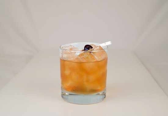 Ruston, LA: Black Cherry Old Fashioned