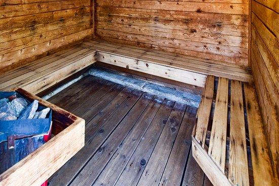 Pembroke, Canada: Sauna