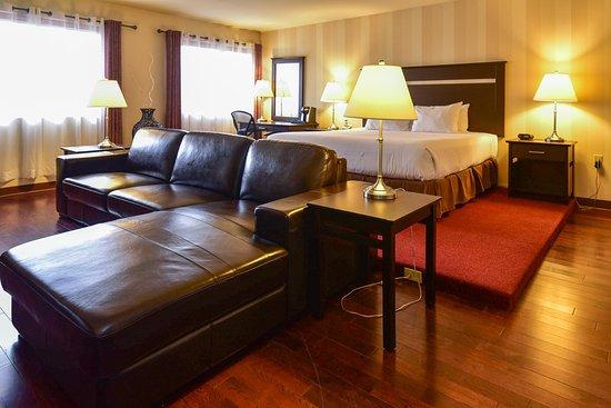 Pembroke, Canada: Guest room