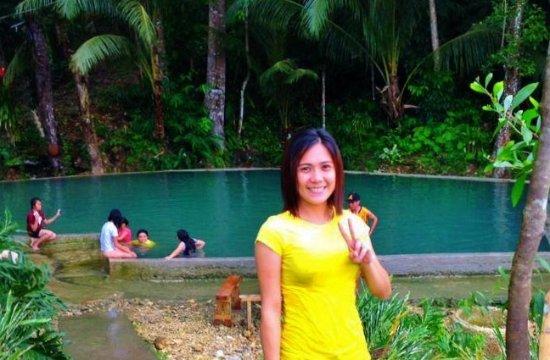 Jagna, ฟิลิปปินส์: my niece Aya