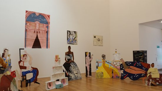 Nottingham Contemporary Art Gallery: Vital