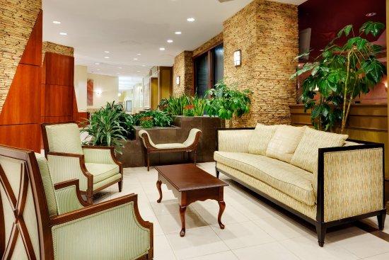 Southbury, CT: Hotel Lobby