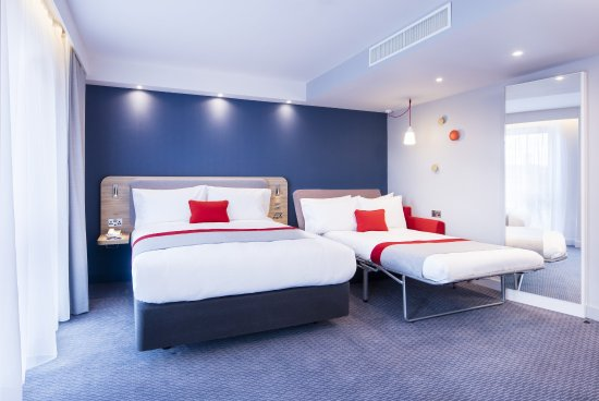 Trafford, UK: Double Room with Sofabed