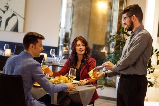 Lomazzo, İtalya: Restaurant