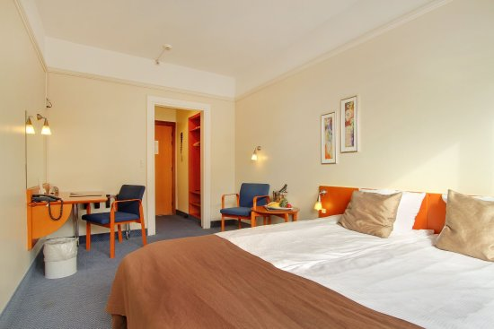 ProfilHotels Richmond Hotel: Double/Twin room