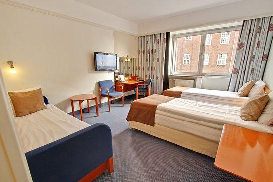 ProfilHotels Richmond Hotel: Triple Room