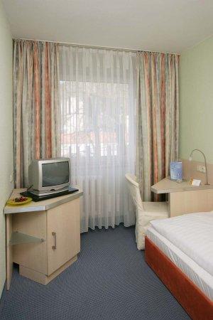 Michel Hotel Suhl: single room
