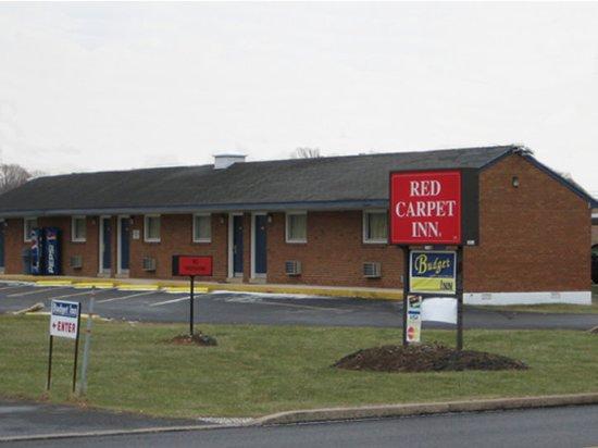 Red Carpet Inn Allentown - Hotel Reviews & Price ...