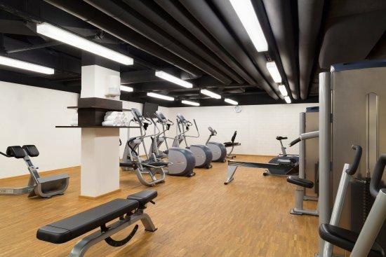 Unterschleissheim, Alemania: Hotel Infinity Munich Wellness Fitnessroom