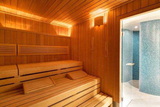 Unterschleissheim, Germany: Hotel Infinity Munich Wellness Sauna