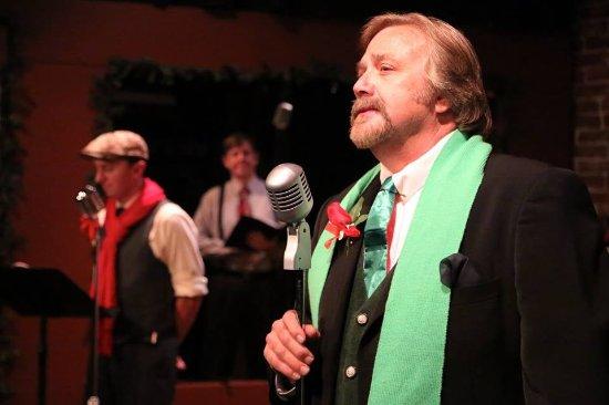 La Mesa, Kalifornien: A Christmas Carol Radio Show