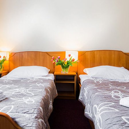 Zabrze, Польша: Standard Twin Room Main