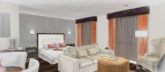 Clemson, Carolina Selatan: Guestroom