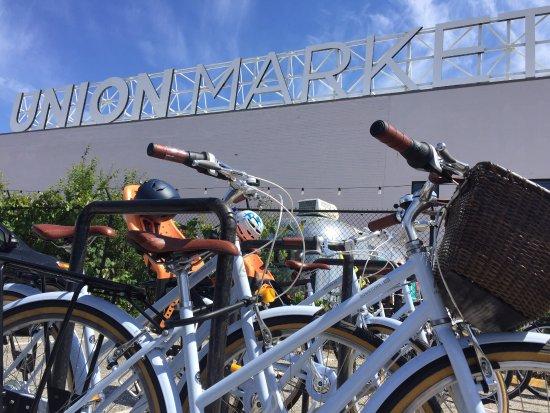 Recess Outings family-friendly bike rides in Washington, DC
