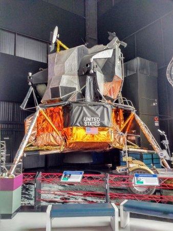 U.S. Space and Rocket Center: LEM