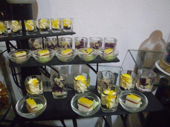 Habarana Village by Cinnamon: Dessert Buffet
