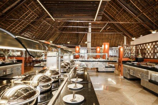 Allegro Playacar : Topaz - Restaurante