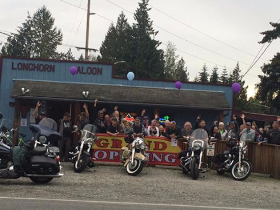 Arlington, WA: Our grand re-opening party!