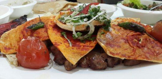 Anjar, Líbano: Shams Restaurant