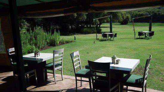 Free State National Botanical Garden: Zizi Outside