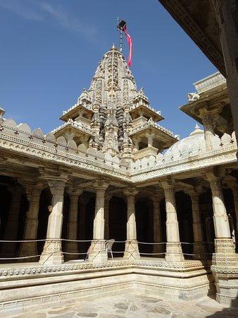 Jaintempelet i Ranakpur