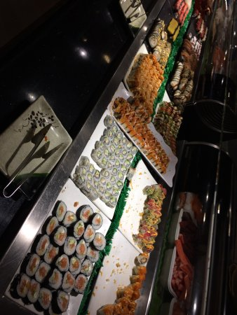 Photo of Japanese Restaurant Ginza Japanese Buffet at 16153 Biscayne Blvd, North Miami Beach, FL 33160, United States