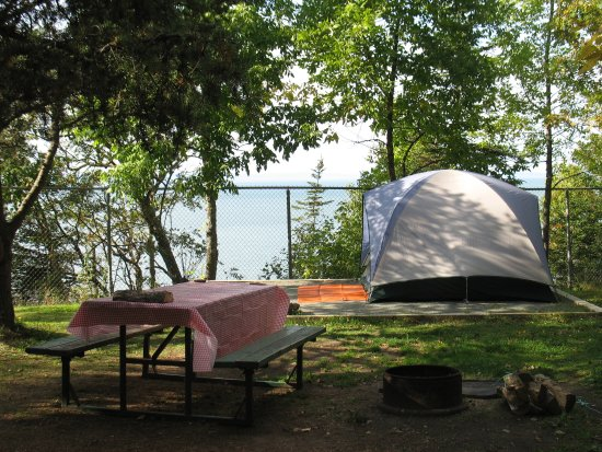 Riviere du Loup Municipal Campground (Camping Municipal de la Pointe)