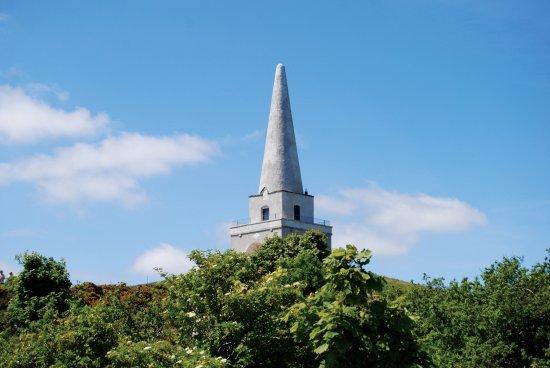 The Obelisk, Killiney Hill
