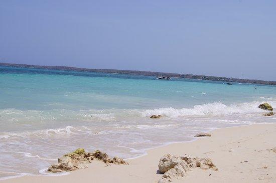 playa blanca, isla baru - Colombia