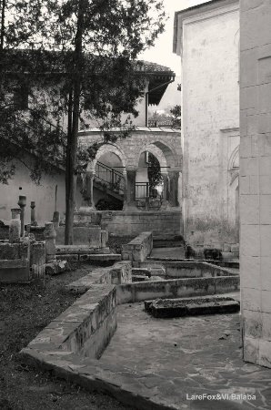 Bakhchisaray: Ханский дворец в Бахчисарае