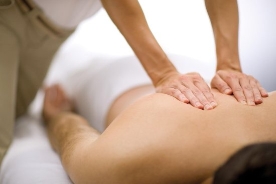 Darien, IL: Massage does more than just relax the body and calm the mind.