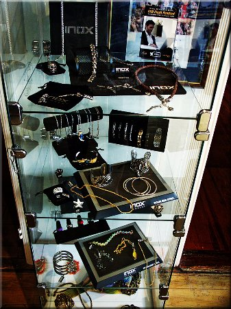 Rock Hall, MD: We carry a selection of Inox Jewelry
