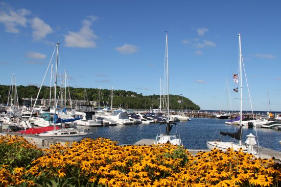 Sister Bay, WI: Summer is in full bloom