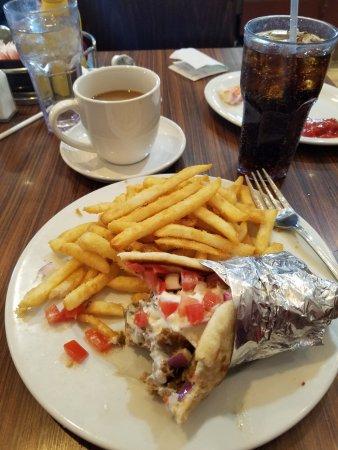 Novi, MI: Gyro Lunch