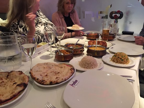 Indo Indian Restaurant Chobham