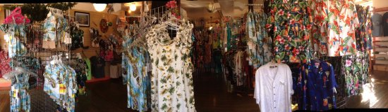 Rock Hall, MD: Our selection of Hawaiian and casual apparel is wide and mostly made in the USA.