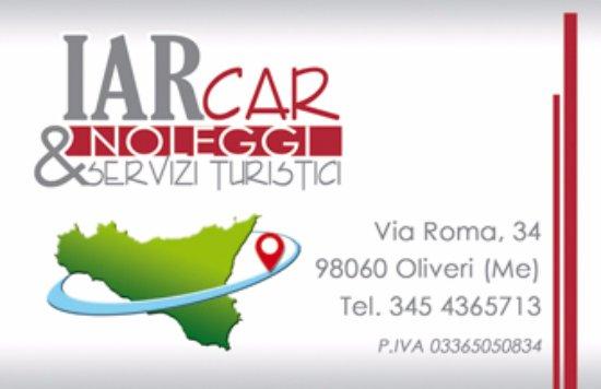 Oliveri, Italien: biglietto