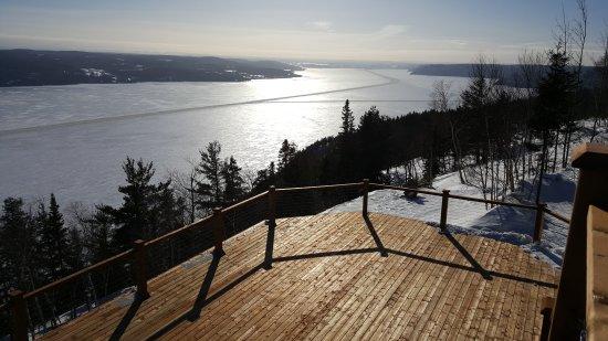 Sainte-Rose-du-Nord, Kanada: 20170313_162841_large.jpg