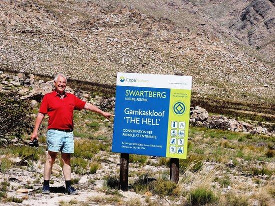 Prince Albert, Sør-Afrika: The Hell