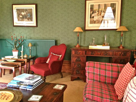 Uppingham, UK: The Club Room, a private suite for hire.