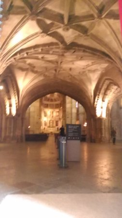 As Janelas Verdes: interno del Monastero dei Jeronimos