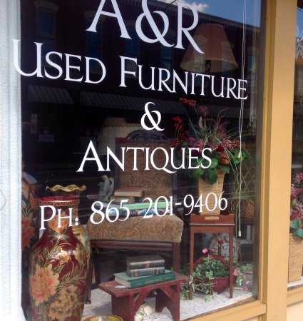 A&R Used Furniture & antiques