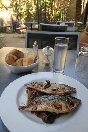 La table des saveurs villeneuve les avignon - La table des saveurs villeneuve les avignon ...