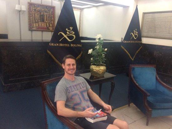 Gran Hotel Bolivar : photo8.jpg