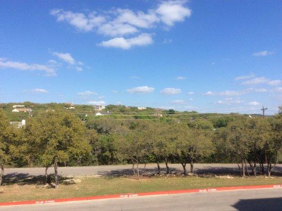 Canyon Lake, TX: Front view