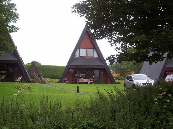 Kilkhampton, UK: Photo of one of the lodges