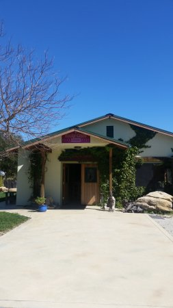 Templeton, Californien: Rocky Creek Cellars