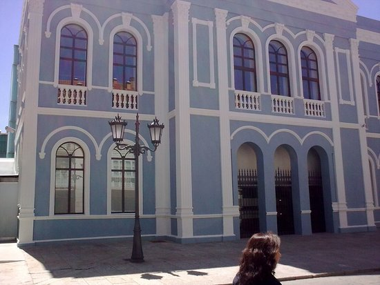 Teatro Ramos Carrion